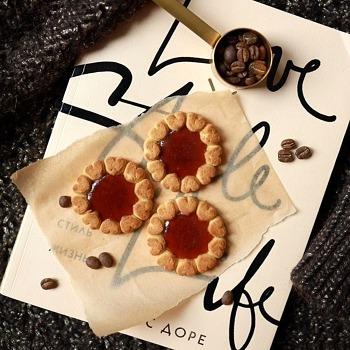 Печенье на стевии