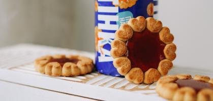 Печиво на фруктозі